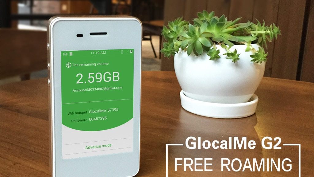 GlocalMe Kills SIM Card and Roaming Pains project video thumbnail