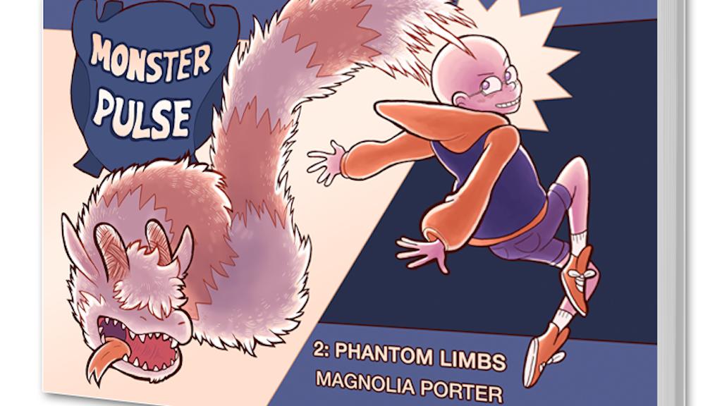 Monster Pulse Volume 2: Phantom Limbs project video thumbnail