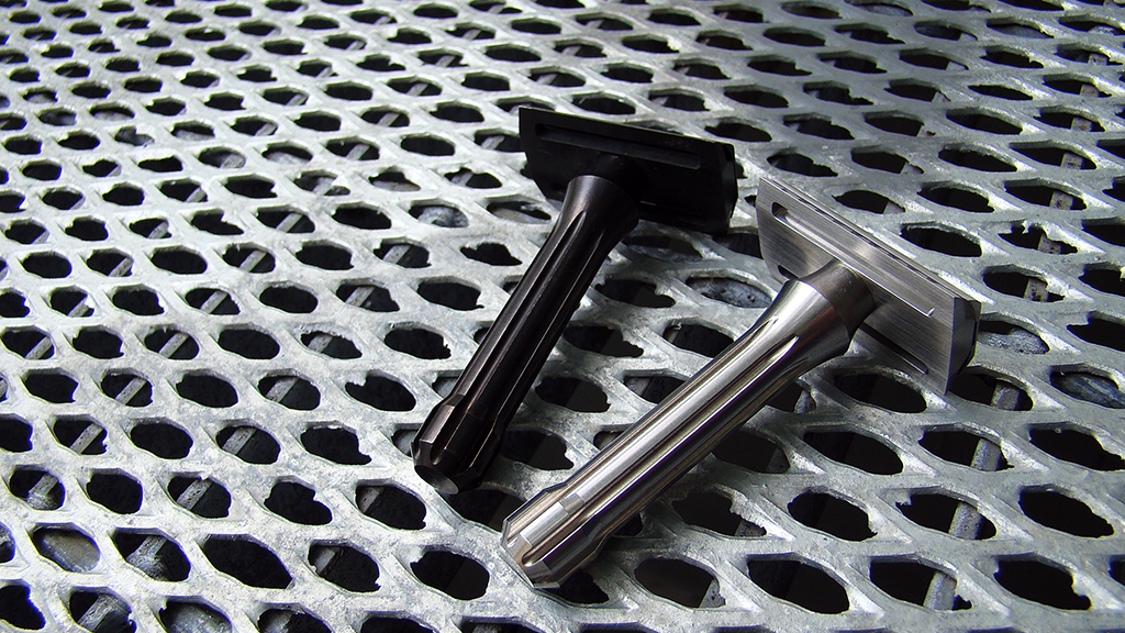 The Blackbird Stainless Steel Safety Razor project video thumbnail