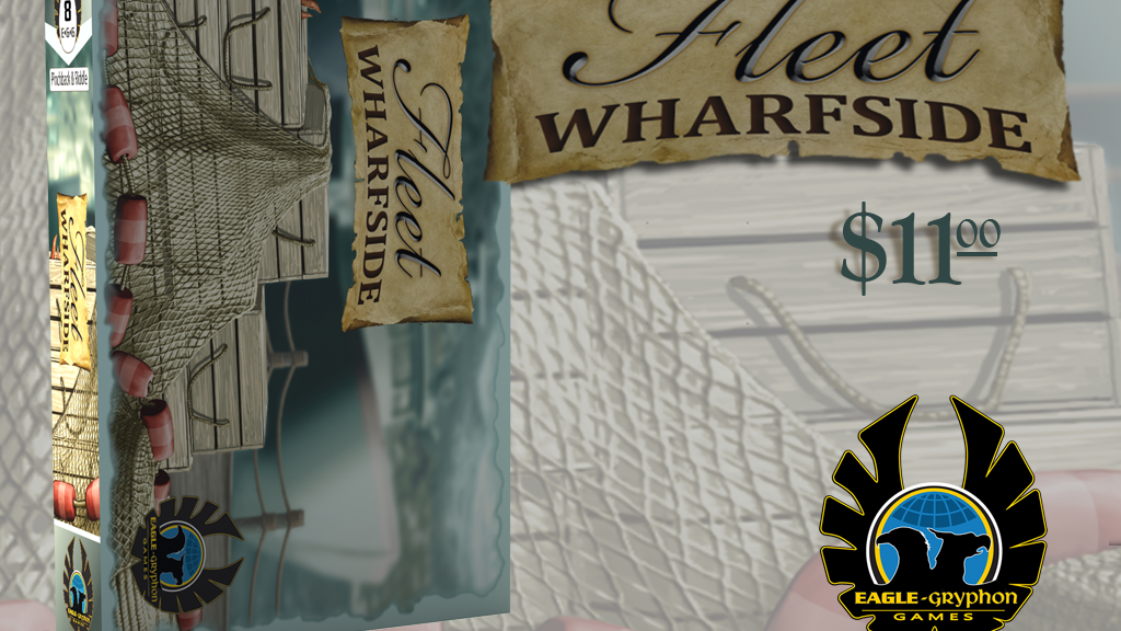 Fleet Wharfside - The exciting new Fleet card game! project video thumbnail