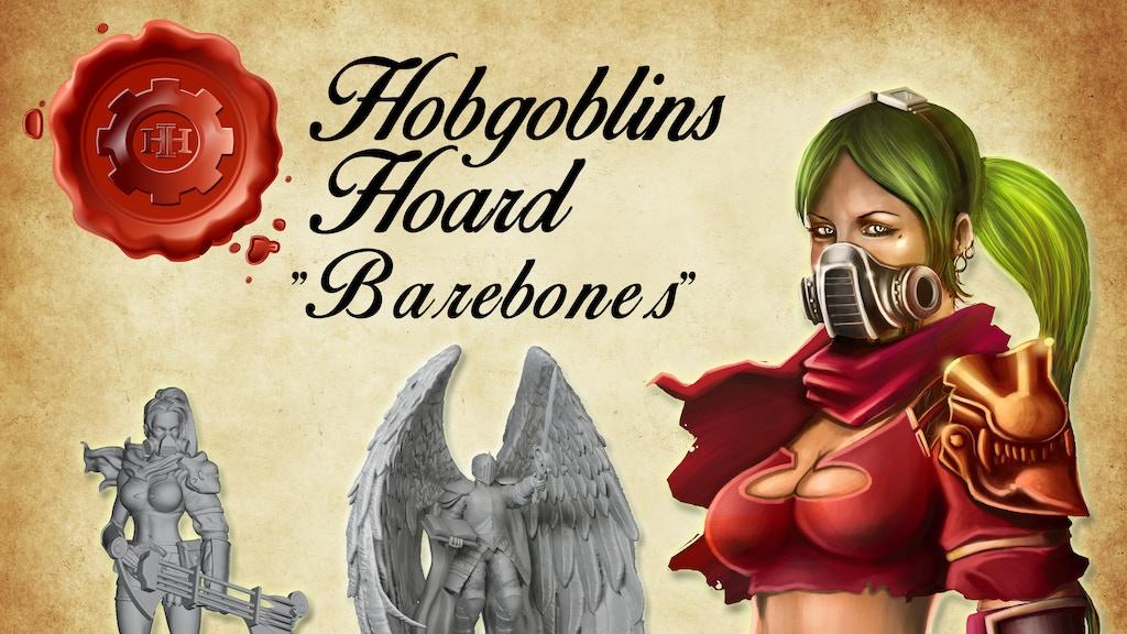 Hobgoblins Hoard : Barebones project video thumbnail