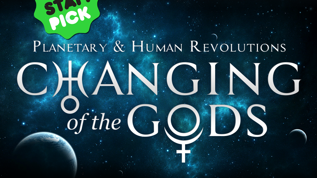 Changing of the Gods project video thumbnail
