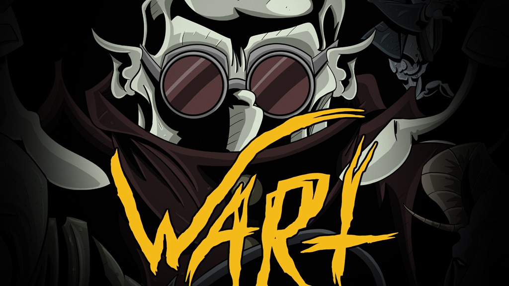 WART - BOOK THREE of the Cosmic Horror Comic project video thumbnail