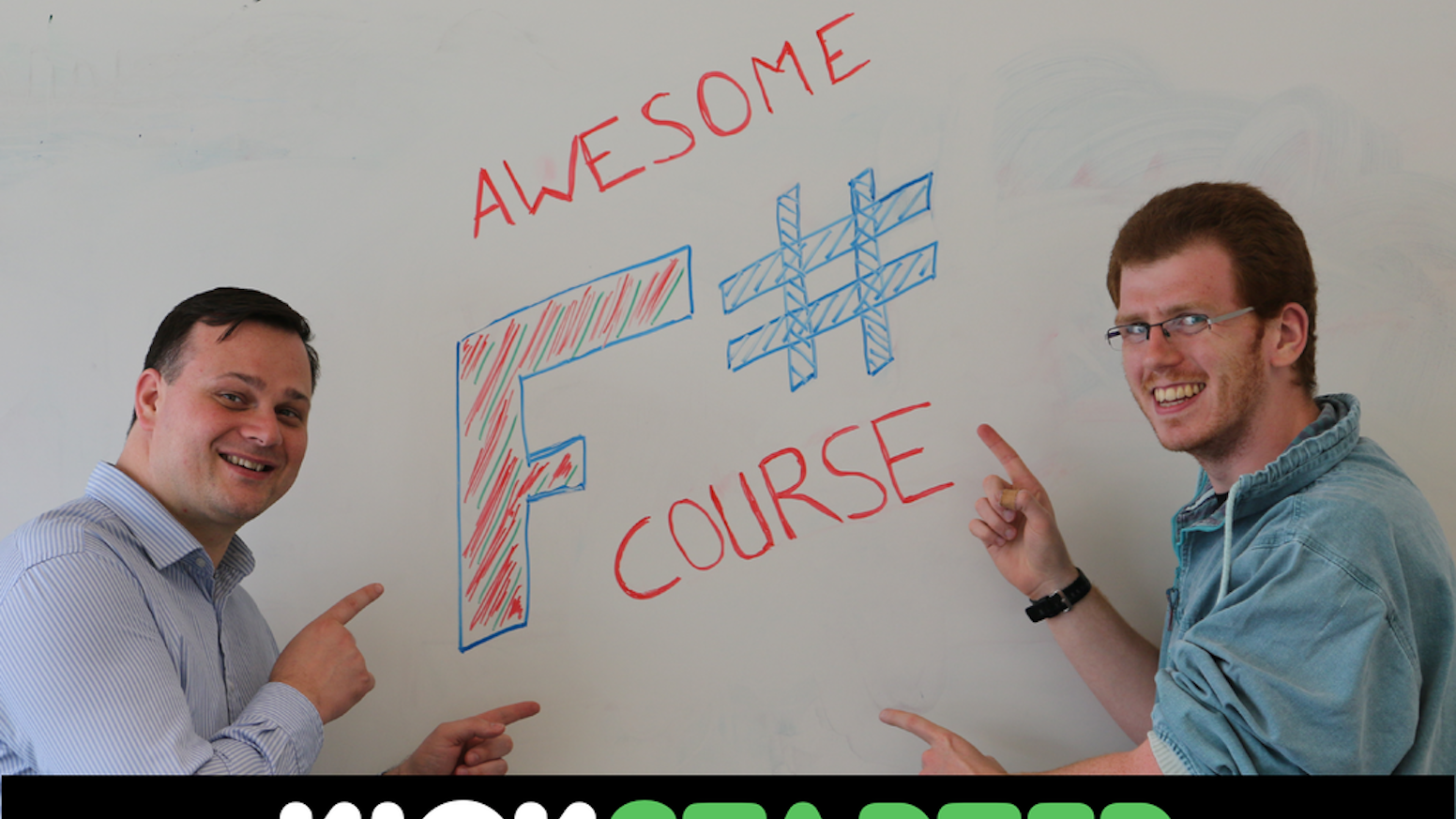 F# made even more awesome! No prior knowledge needed to dive into F# today. Projects cover Web, Azure, Machine Learning and more :) Missed the Kickstarter?
