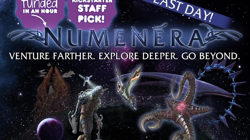 Numenera: Into the Ninth World project video thumbnail