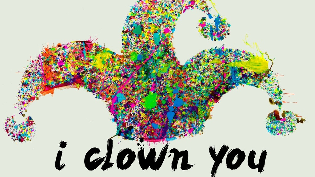 """""""I Clown You"""" Documentary project video thumbnail"""