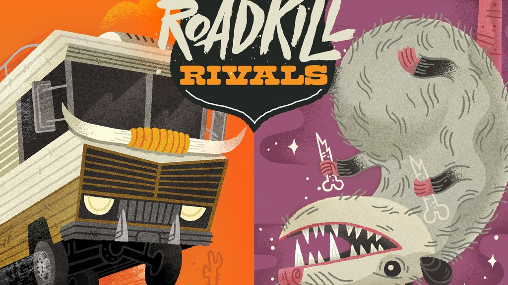 ROADKILL RIVALS: An Animal vs Vehicle Multiplayer Card Game project video thumbnail