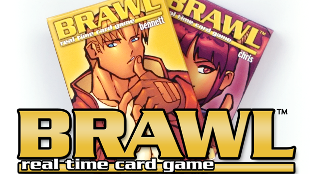 BRAWL: Real Time Card Game project video thumbnail