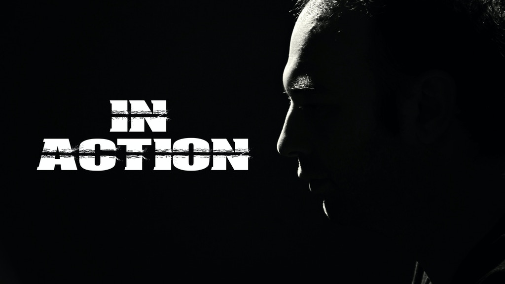 In Action: The World's First Two-Person Action Movie by Eric Silvera