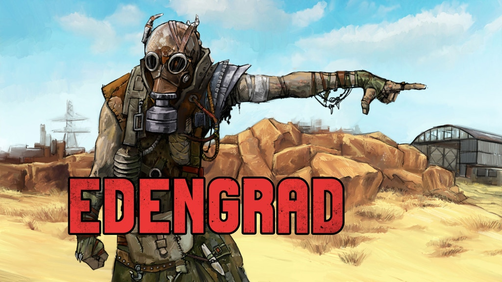 Edengrad: a MMO post-apocalyptic reality simulator project video thumbnail