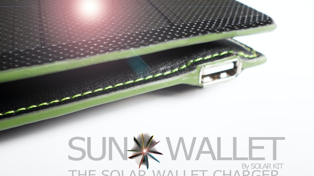 SUNO WALLET: Have The Sun In Your Pockets! project video thumbnail