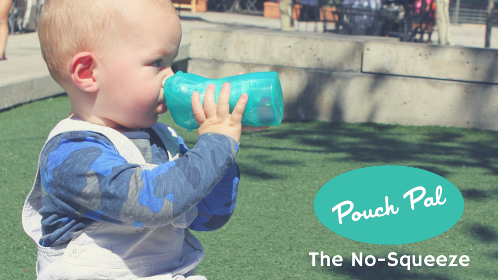 Pouch Pal  |  The No-Squeeze Food Pouch Feeder for Kids project video thumbnail
