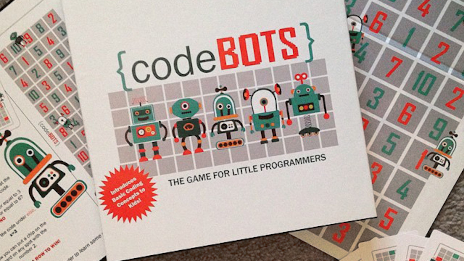 A game to introduce basic coding concepts to kids. These robots are eager to learn some code, why don't you learn along with them?