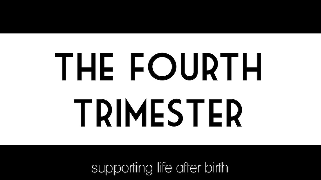 The Fourth Trimester project video thumbnail