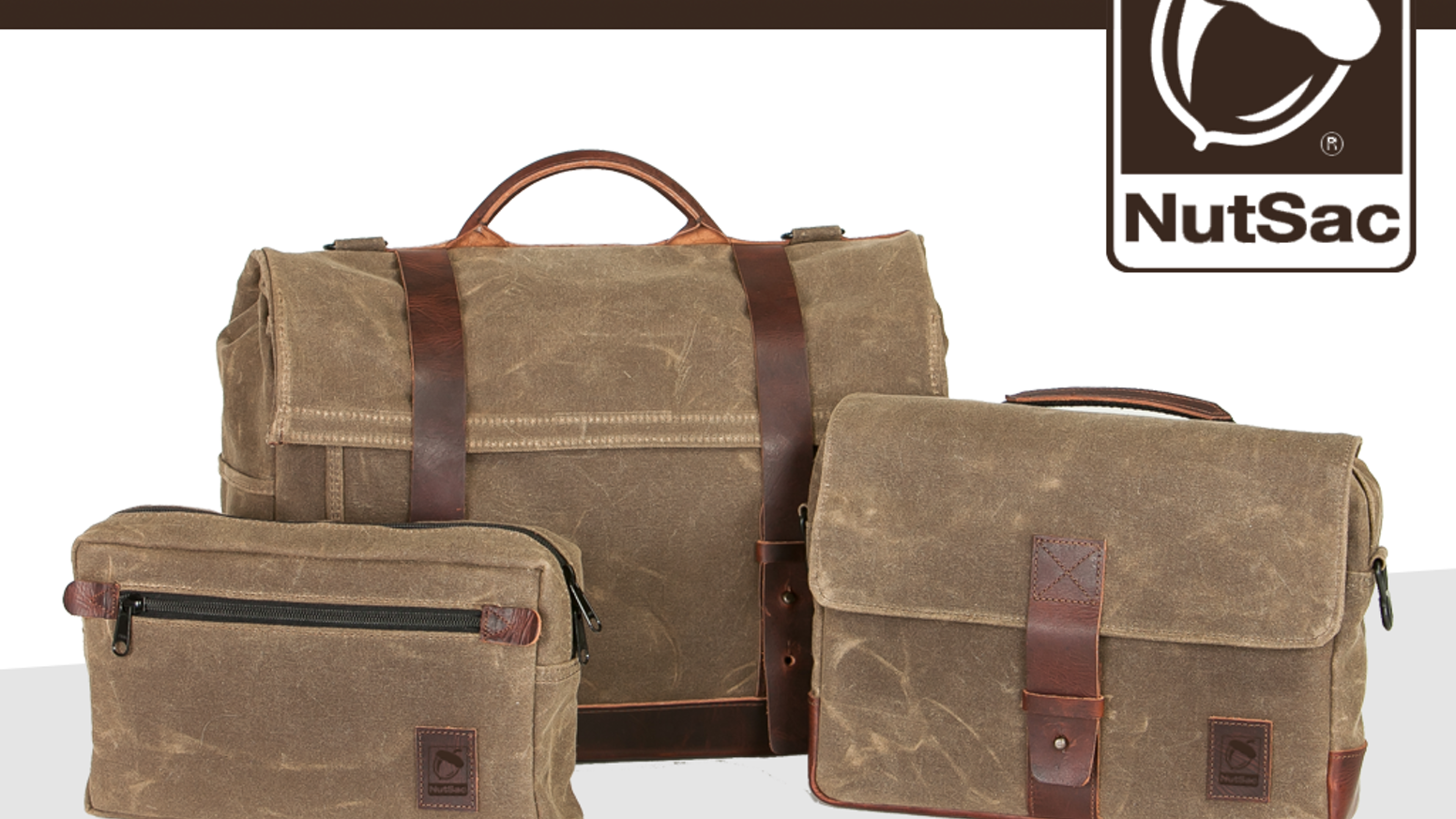 By For — Nutsac Bags American Kickstarter Men Made BWerodCx