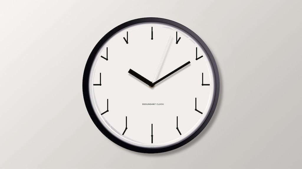 Redundant Clock project video thumbnail