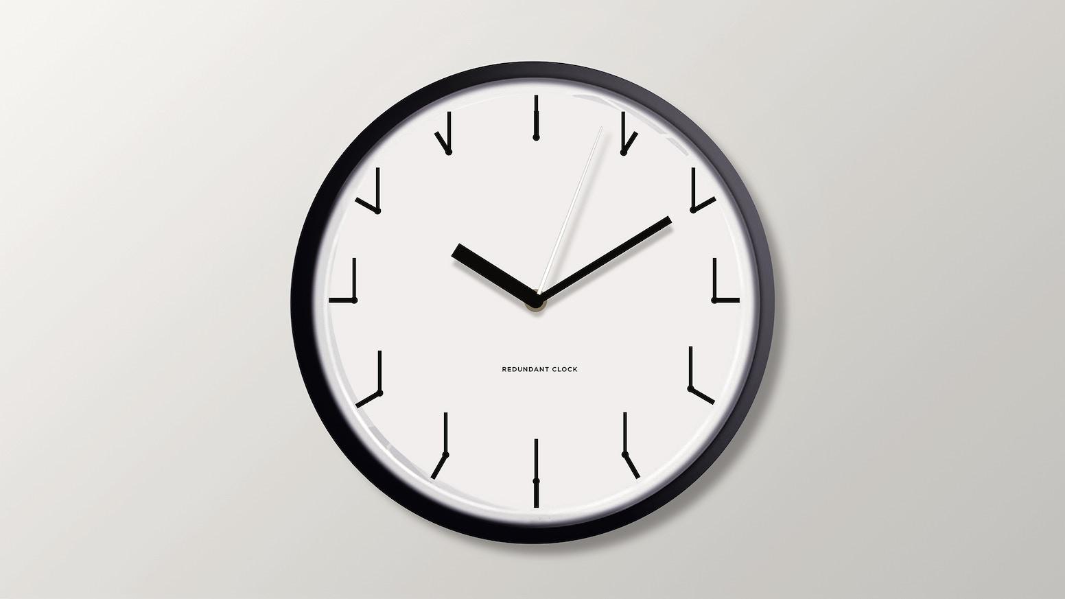 Image result for redundant-clock 2