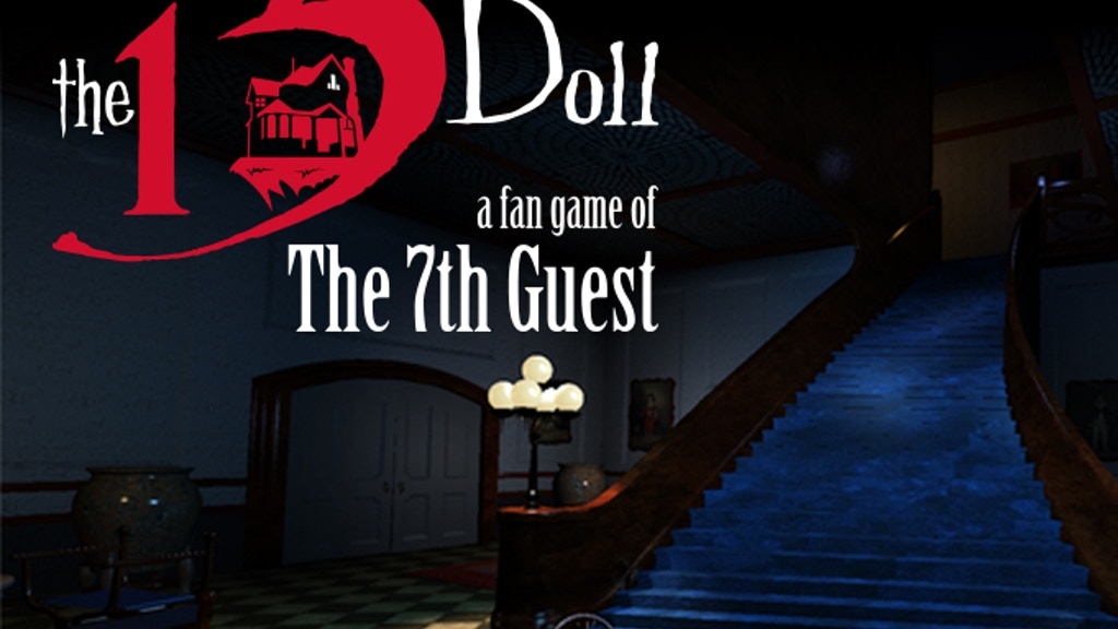 The 13th Doll: A Fan Game of The 7th Guest project video thumbnail