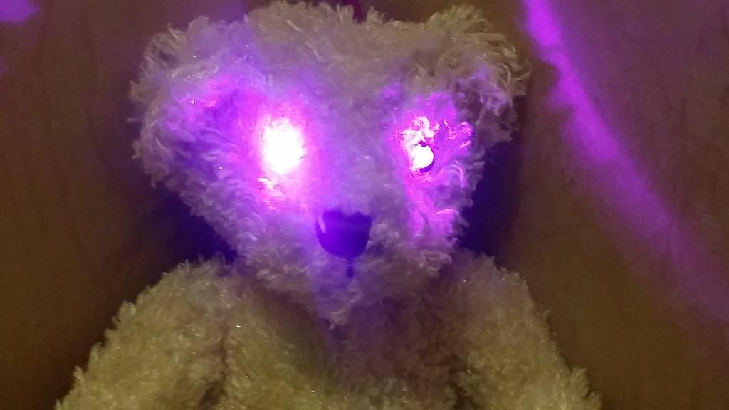 Night Light Teddy (Canceled)