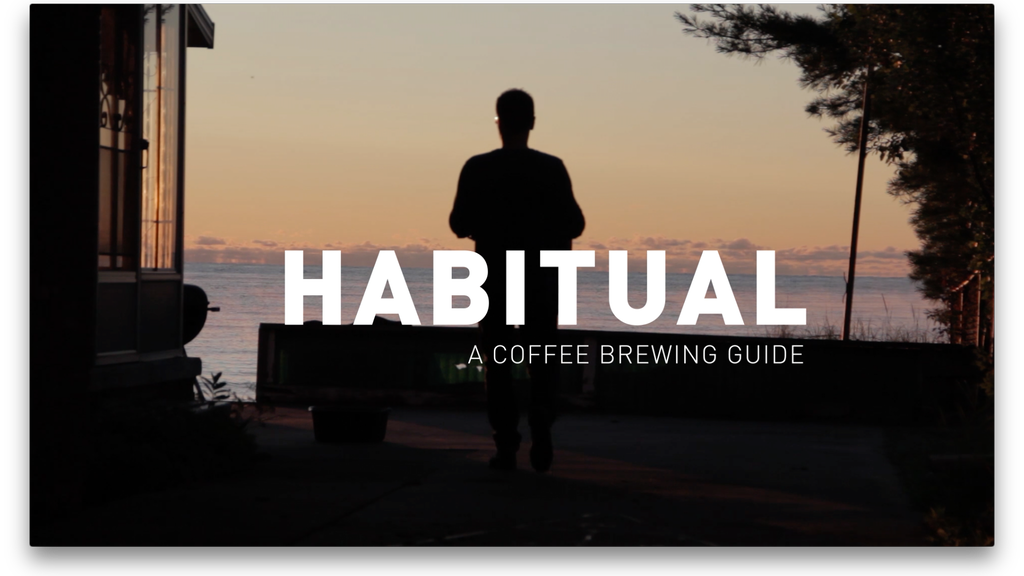 Habitual: A Coffee Brewing Guide project video thumbnail