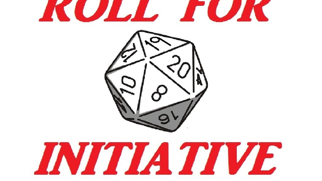 Project image for ROLL FOR INITIATIVE