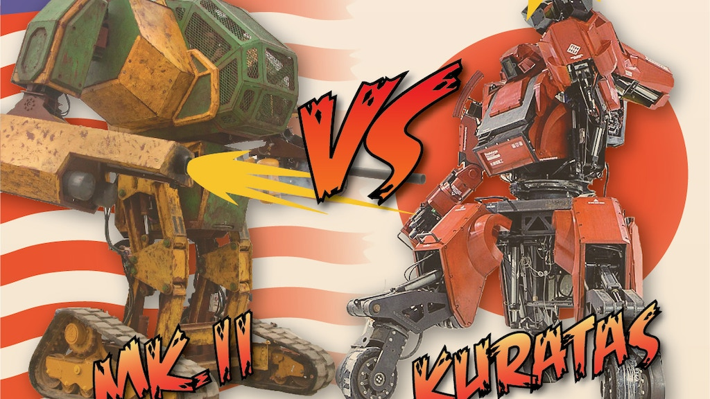 Support Team USA in the Giant Robot Duel! project video thumbnail