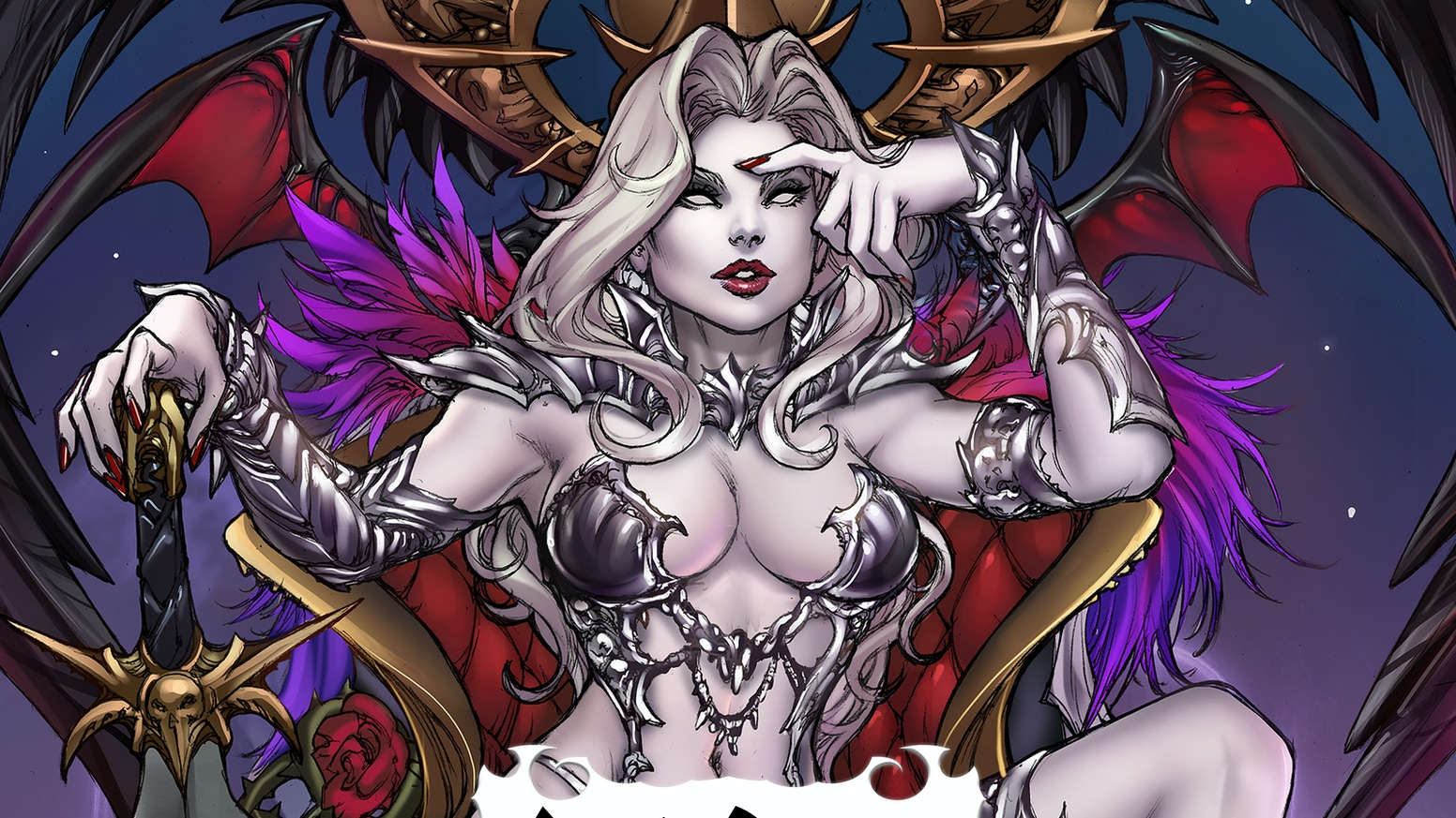 Damnation Game #1 is now available for purchase at Lady Death Store!