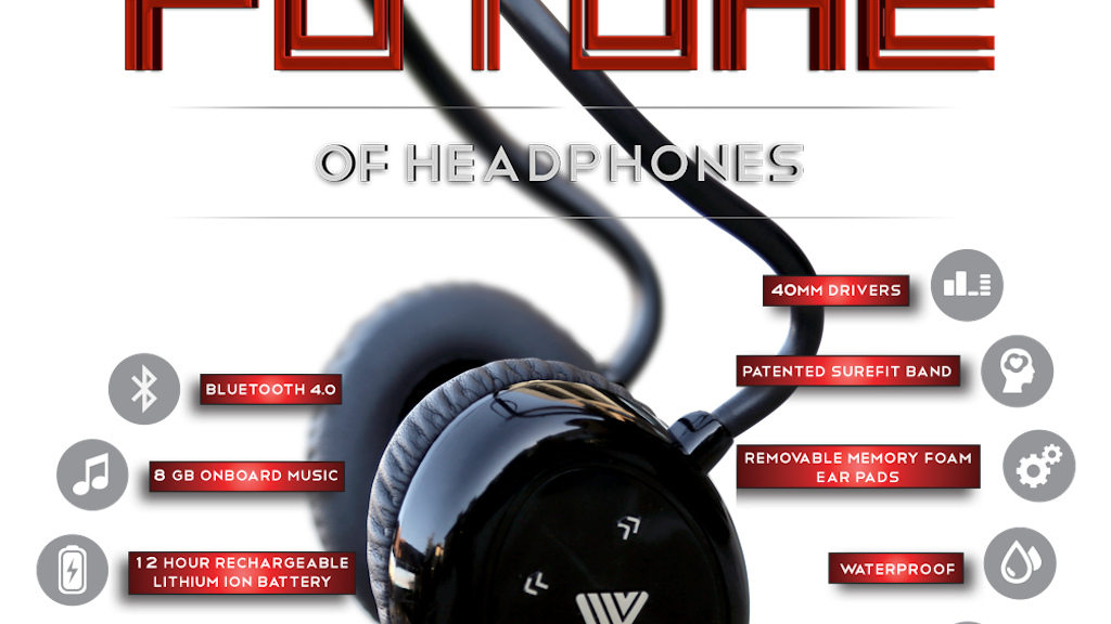 LIVV Headphones project video thumbnail