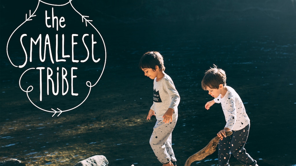 THE SMALLEST TRIBE: Kids Clothing with a Conscience project video thumbnail