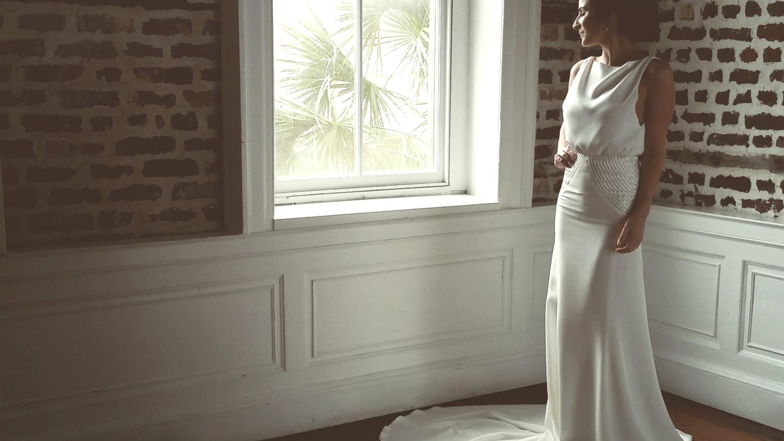 Edith Élan - Wedding Gowns by Gretchen Anderson + Lourdes Castaneda ...