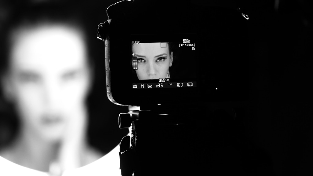 The Black Lens project video thumbnail