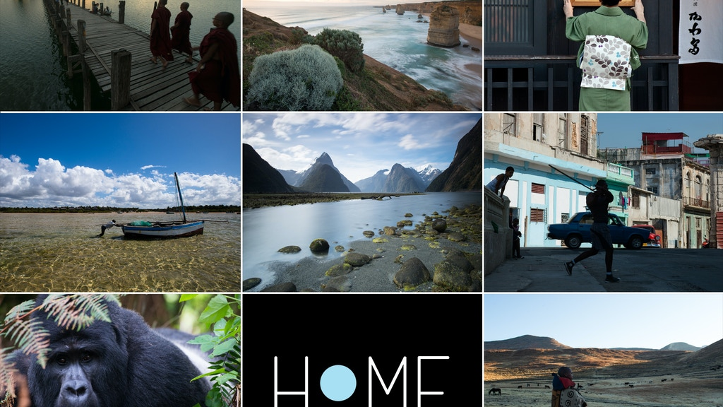 We Call This Home: 3 yrs of travel to 60 countries photobook project video thumbnail