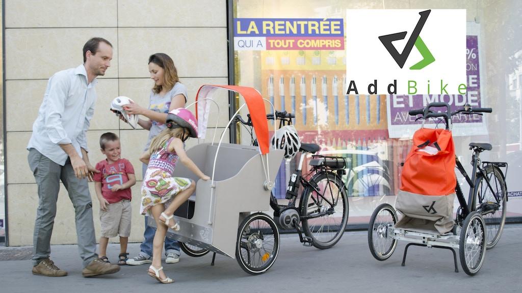 AddBike : accordez votre vélo au rythme urbain ! project video thumbnail