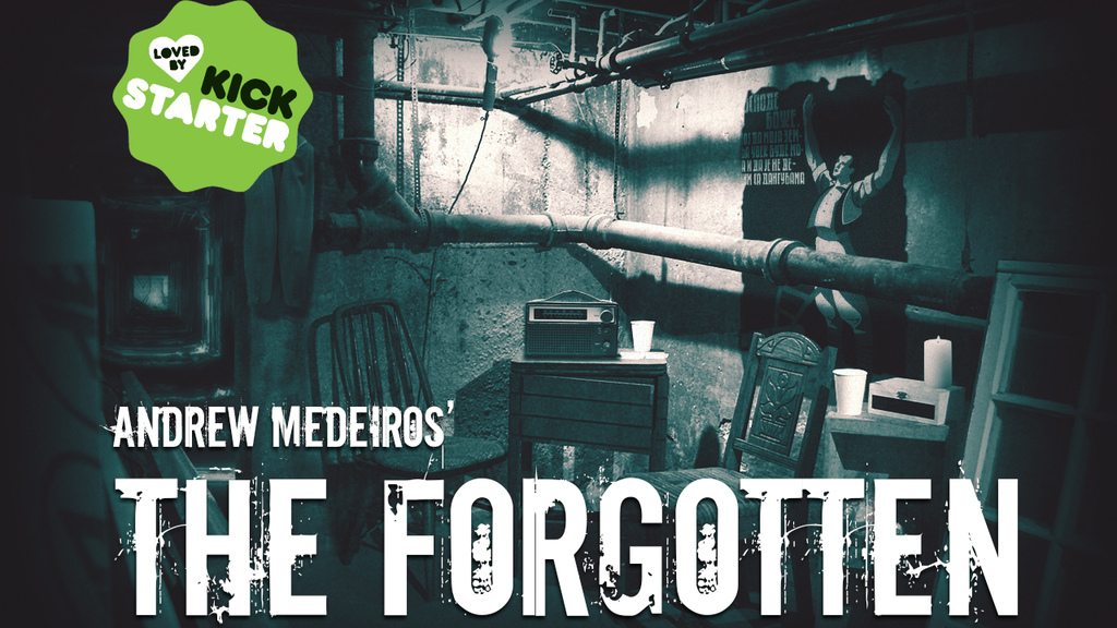 The Forgotten, a Live Action Game project video thumbnail