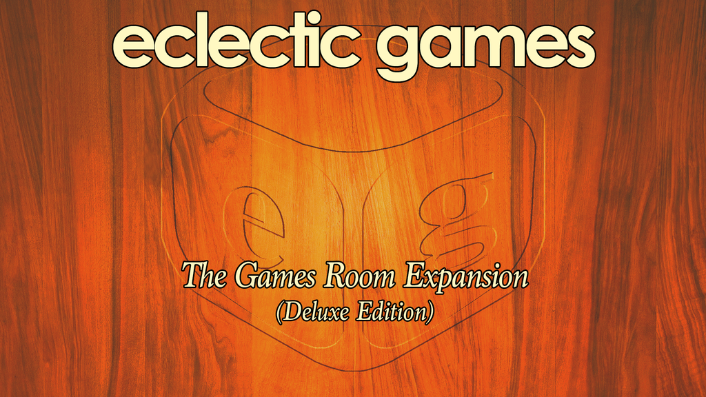 Eclectic Games - The Games Room Expansion (Deluxe Edition) project video thumbnail