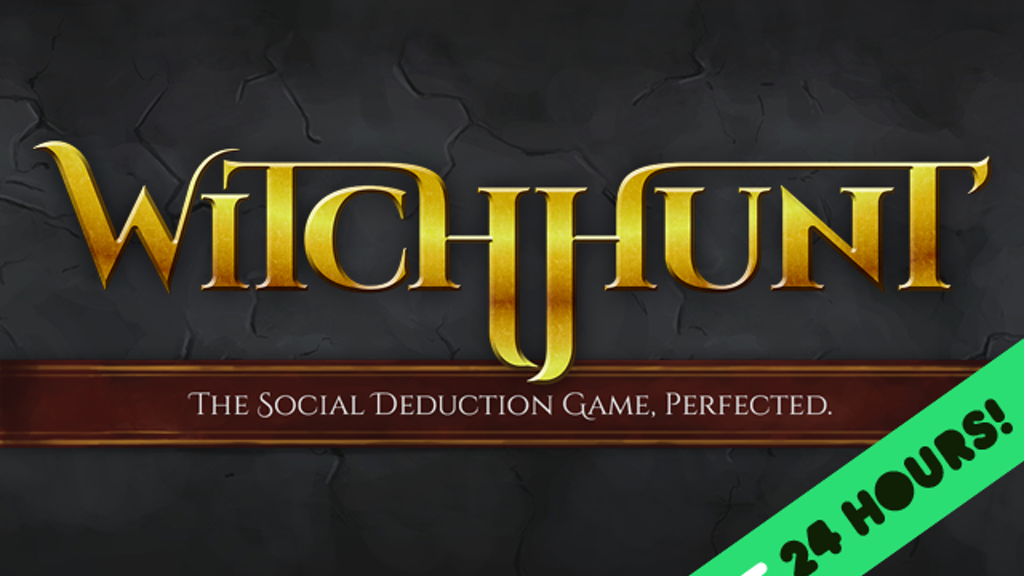 WitchHunt project video thumbnail