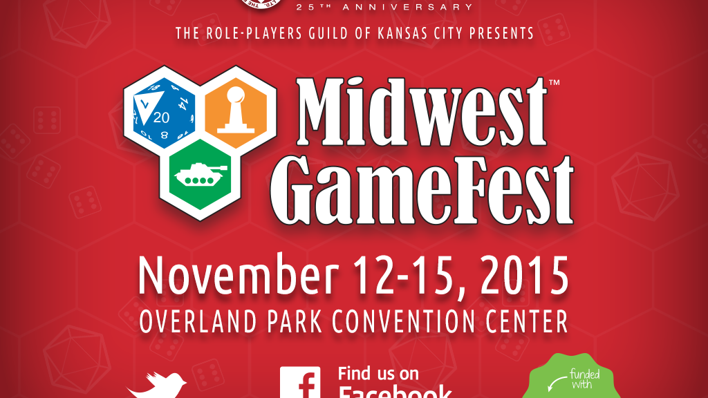 Midwest GameFest 2015 project video thumbnail