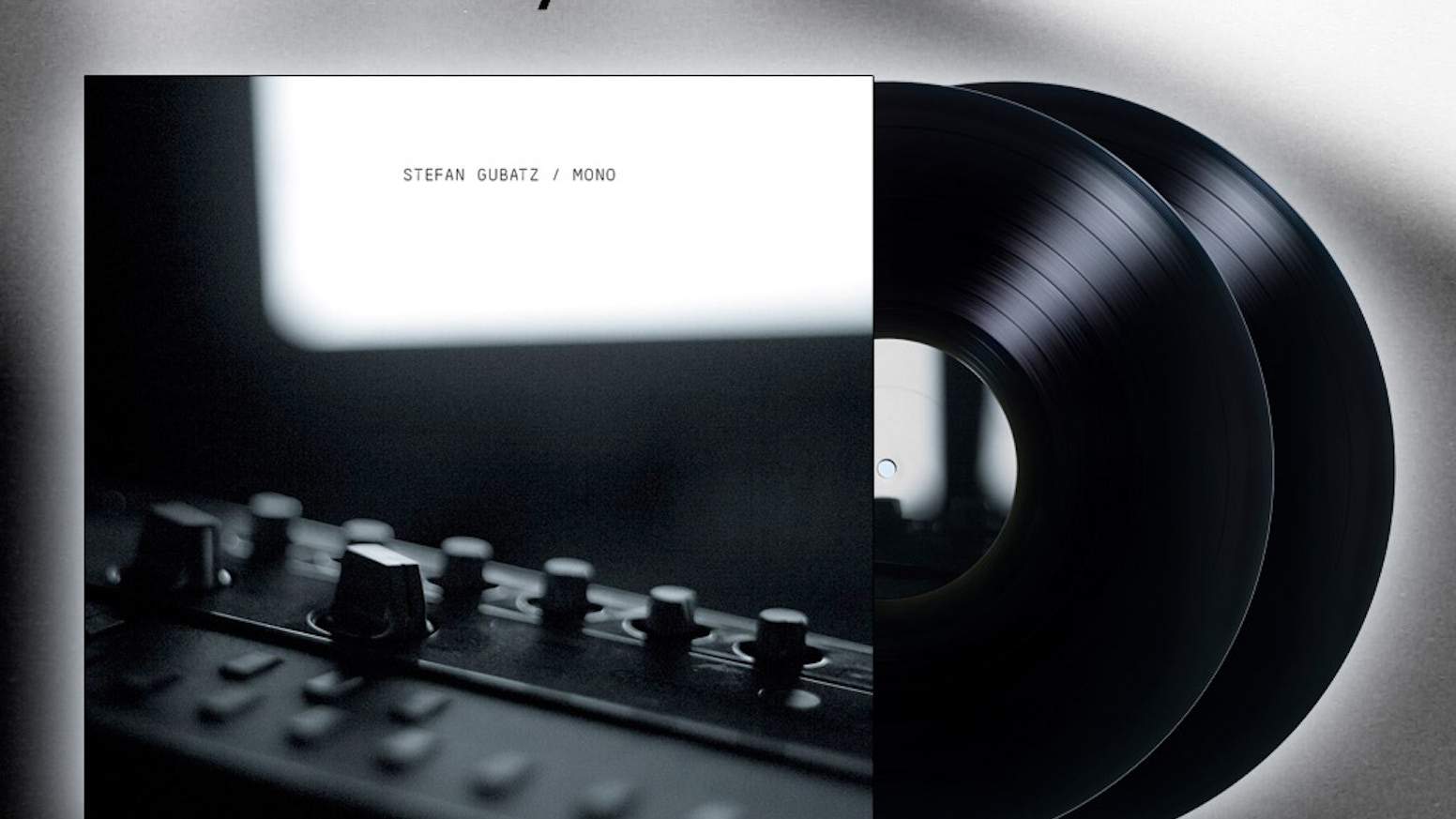 "Make the new album ""Mono"" by Stefan Gubatz available on 2 x 12"" Vinyl!"