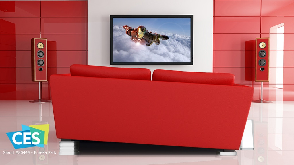 Immersit - Awesome Motion & Vibration Device Under Your Sofa project video  thumbnail