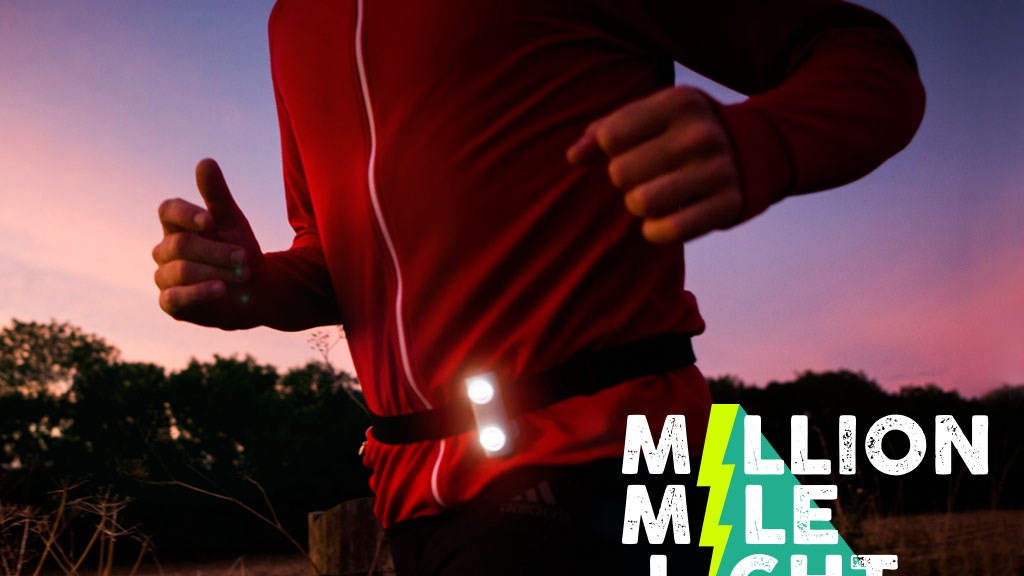 Battery-free safety light that's powered by motion project video thumbnail