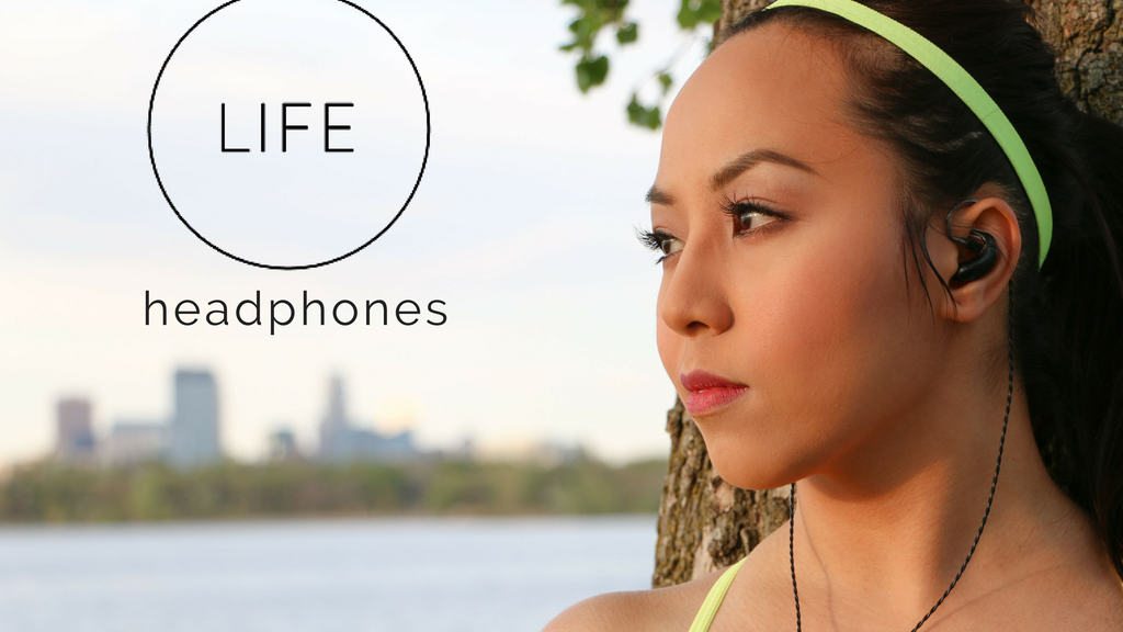 LIFE Headphones: Better Fit, Better Sound, Higher Purpose project video thumbnail