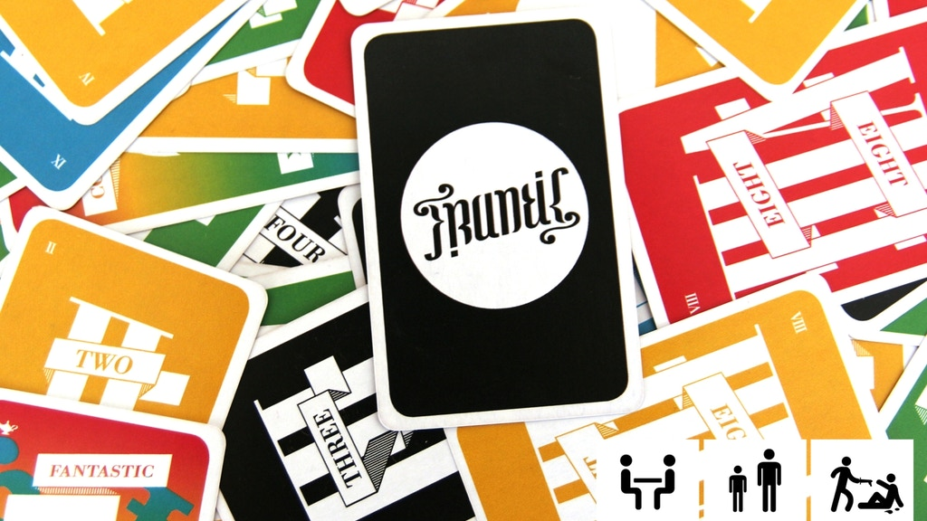 Frantic - The Mischievous Card Game project video thumbnail
