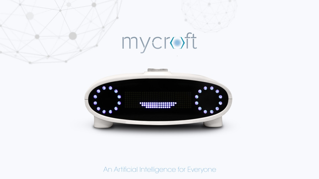 Mycroft: An Open Source Artificial Intelligence For Everyone project video thumbnail