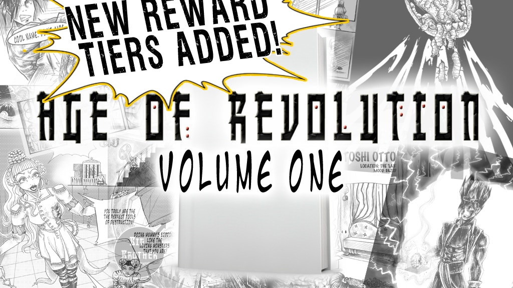 Age of Revolution: Volume One project video thumbnail