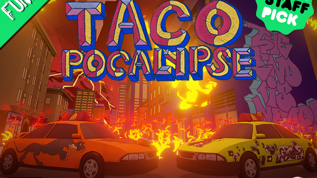 Tacopocalypse project video thumbnail