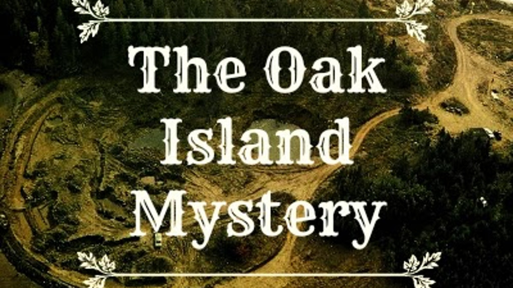 Project image for Expedition to Oak Island. Nova Scotia, Canada. The Money Pit