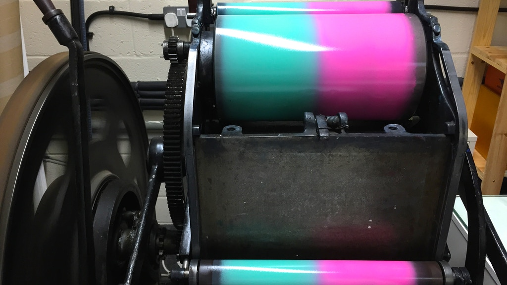 Inky Collective Letterpress Studio project video thumbnail