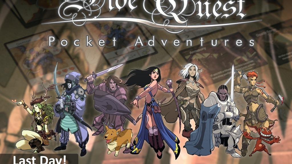 Side Quest - Pocket Adventures project video thumbnail