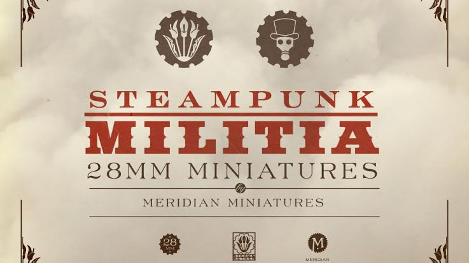 Steampunk Militia Miniatures by Andrew May » Female Militia unlocked