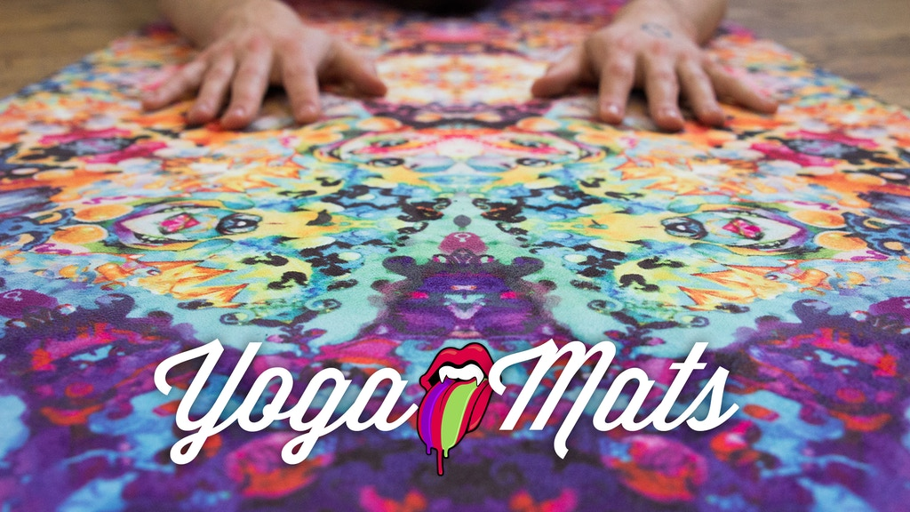 RaveNectar Yoga Mats project video thumbnail